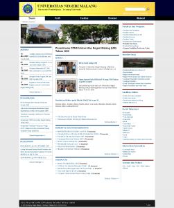 Universitas Negeri Malang (UM)