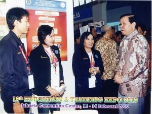 Kunjungan Wakil Menteri Kementrian Pendidikan Nasional