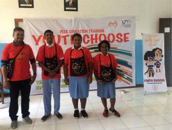 Youth Choose, Penyuluhan Kesehatan Reproduksi bagi Remaja Papua, Hasil Kerja Sama  Pemerintah Australia, Universitas Negeri Malang dan Universitas Ottow Geissler Papua