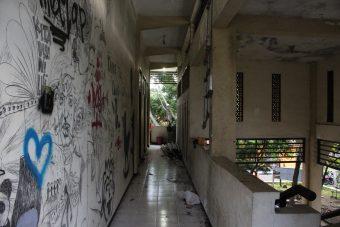 Coretan Kreatifitas Atau Vandalisme Mahasiswa