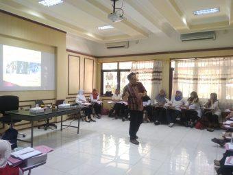 Workshop Penyusunan Program Pengembangan Kelembagaan dan Pembelajaran  Pada POS PAUD di Kecamatan Sukun yang Adaptif terhadap Perkembangan Teknologi Informasi Terkini dan Potensi Lingkungan Sekitar